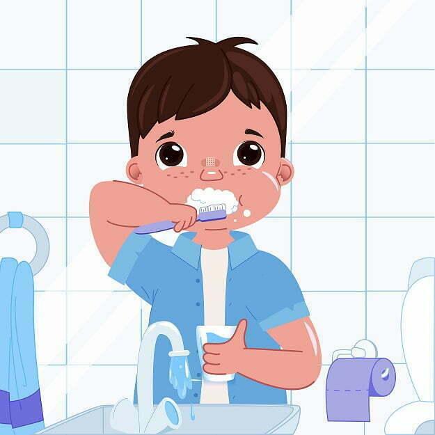 Saleh-teeth