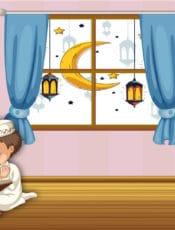 قصة تشجع الاطفال على صيام شهر رمضان – يحيى وصيام رمضان